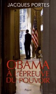 Histoiresdenlire.be Obama à l'épreuve du pouvoir Image