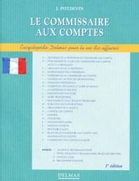 Jacques Potdevin - Le commissaire aux comptes.