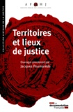 Jacques Poumarède - Territoires et lieux de justice - Actes des journées de Toulouse des 5 & 6 décembre 2008.