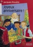 Jacques Poustis - Joyeux anniversaire !.