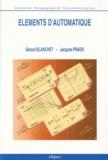 Jacques Prado et G Blanchet - Éléments d'automatique.