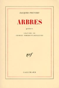 Jacques Prévert - Arbres.