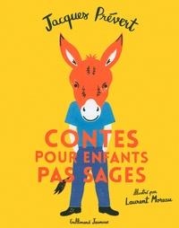 Jacques Prévert - Contes pour enfants pas sages.