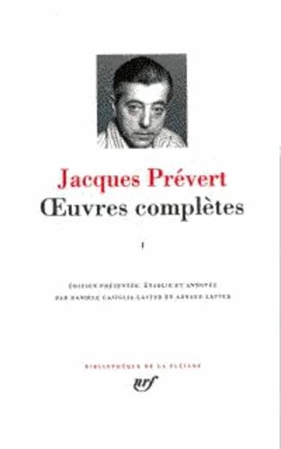 Jacques Prévert - Oeuvres complètes - Tome 2.