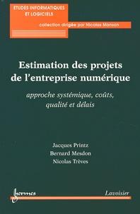 Estimation des projets de lentreprise numérique - Approche systémique, coûts, qualité et délais.pdf