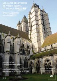 Episcopalis officii sollicitudo - Volume 1, Les actes des évêques de Noyon-Tournai (7e siècle - 1146, 1148) - Pack en 2 volumes.pdf