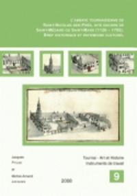 Jacques Pycke et Michel-amand Jacques - L'abbaye tournaisienne de Saint-Nicolas-des-Prés, dite encore de Saint-Médard ou Saint-Mard (1126-1795). - Bref historique et patrimoine culturel.