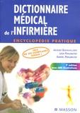 Jacques Quevauvilliers et Léon Perlemuter - Dictionnaire médical de l'infirmière - Encyclopédie pratique.