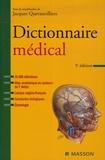 Jacques Quevauvilliers - Dictionnaire médical.
