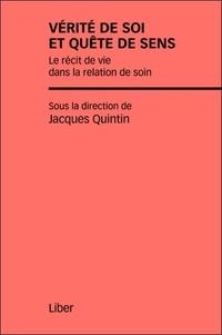 Checkpointfrance.fr Vérite de soi et quête de sens - Le récit de vie dans la relation de soin Image