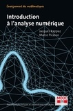 Jacques Rappaz et Marco Picasso - Introduction à l'analyse numérique.