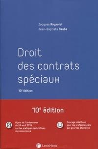 Droit des contrats spéciaux - Jacques Raynard pdf epub