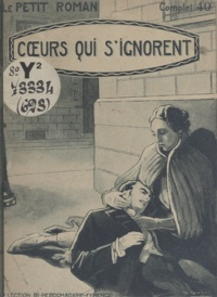 Jacques Redanges - Cœurs qui s'ignorent.