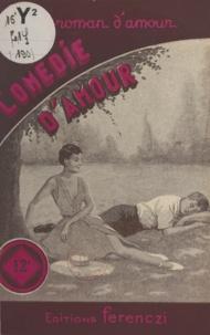 Jacques Redanges - Comédie d'amour.