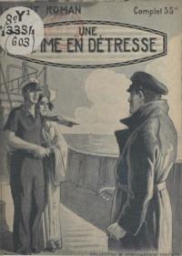 Jacques Redanges - Une femme en détresse.