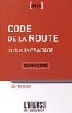 Jacques Rémy et Lionel Namin - Code de la route commenté 2015 inclus Infracode.