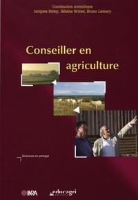 Jacques Rémy et Hélène Brives - Conseiller en agriculture.
