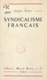 Jacques Rennes - Syndicalisme français.