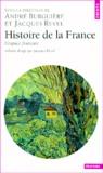 Jacques Revel et Patrice Bourdelais - Histoire de la France. - L'espace français.