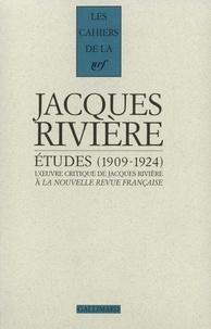 Jacques Rivière - .