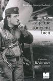 Jacques Rolland - Jadis, si je me souviens bien.