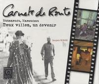 Jacques Rombi - Carnets de route - Mutsamudu, Mamoudzou, deux villes, un devenir.