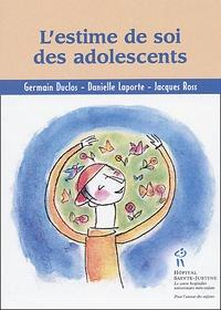 Jacques Ross et Danielle Laporte - .