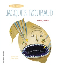 Jacques Roubaud et Elene Usdin - Menu, menu.