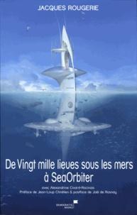 Jacques Rougerie et Alexandrine Civard-Racinais - De Vingt mille lieues sous les mers à SeaOrbiter.