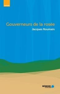 Jacques Roumain et  Mémoire d'encrier - Gouverneurs de la rosée.