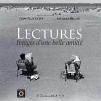 Jacques Rouré et Jean-Paul Olive - Lectures - Images d'une belle amitié.