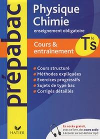 Jacques Royer - Physique-Chimie Tle S - Enseignement obligatoire.