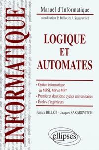 Jacques Sakarovitch et Patrick Bellot - .