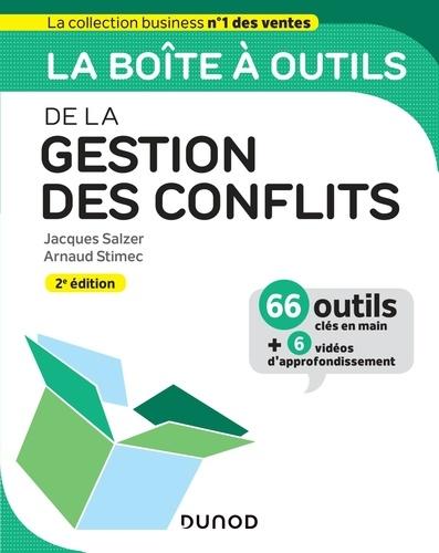 La boîte à outils de la gestion des conflits 2e édition