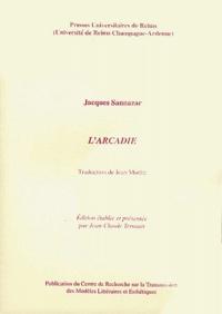 Jacques Sannazar - L'Arcadie.