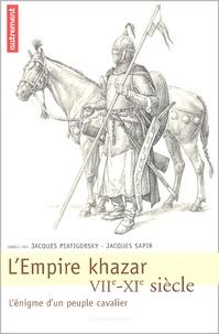 Histoiresdenlire.be L'Empire khazar - VIIe-XIe siècle, l'énigme d'un peuple cavalier Image