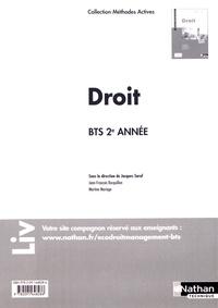 Droit BTS 2e année Méthodes actives - Livre du professeur.pdf