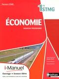 Jacques Saraf et Arnaud Mayeur - Economie 1e STMG.