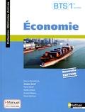 Jacques Saraf - Economie BTS 1re année - Livre + licence élève.