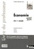 Jacques Saraf - Economie BTS 1re année - Livre du professeur.