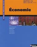 Jacques Saraf et Fanny Hervé - Economie BTS 2e année.