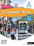 Jacques Saraf - Economie-Droit 2de Bac pro Tertiaires.