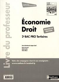 Economie Droit 2de Bac Pro tertiaires - Livre du professeur.pdf