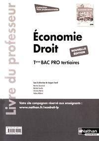 Jacques Saraf - Economie Droit Tle Bac Pro tertiaires.