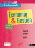 Jacques Saraf - Economie & Gestion 2de professionnelle Bac Pro ASSP.