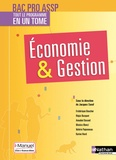 Jacques Saraf et Frédérique Boucher - Economie & Gestion Bac Pro ASSP - i-Manuel.