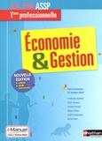 Jacques Saraf - Economie & Gestion Tle Bac Pro ASSP.
