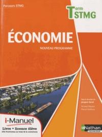 Jacques Saraf - Economie Tle STMG.