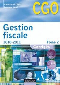 Gestion fiscale - Tome 2 - Corrigés.pdf