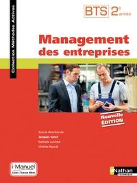 Jacques Saraf et Nathalie Lucchini - Management des entreprises 2e année BTS.
